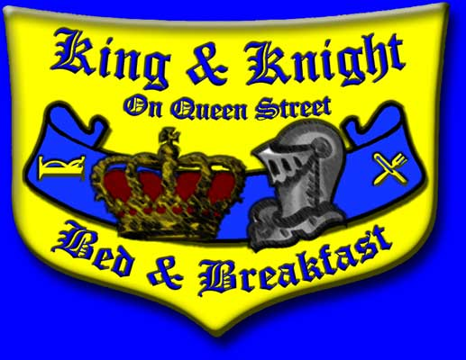 King & Knight B&B on Queen Street